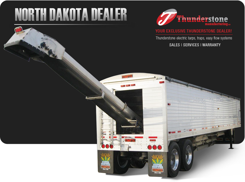 The Exclusive Timpte Dealer For North Dakota.